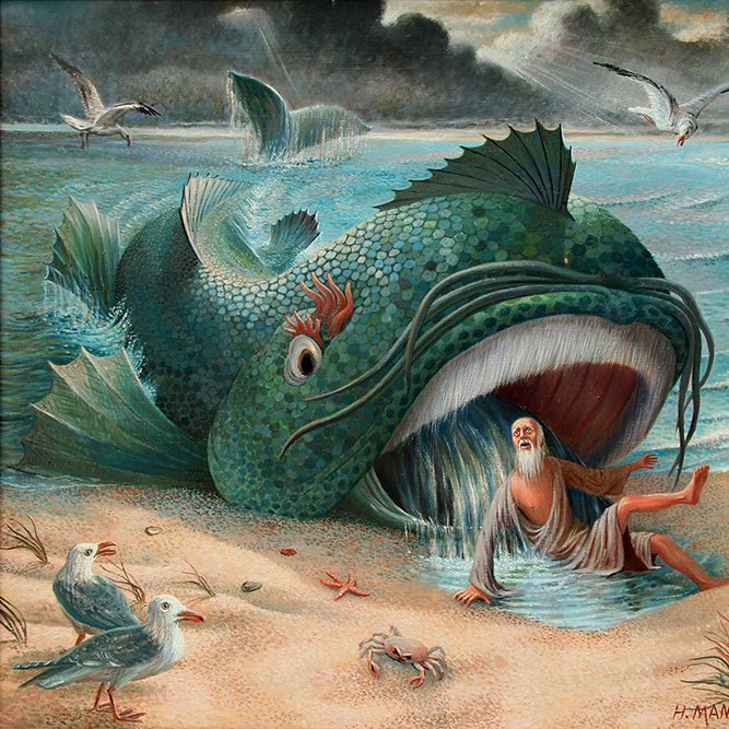 Jonah 1 – Resisting the will of God